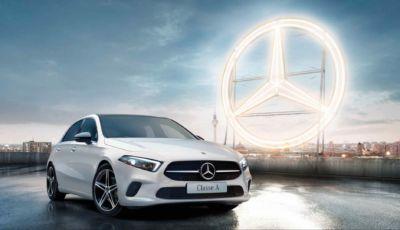 Mercedes Classe A: ecco la Night Edition per CLA e CLA Shooting Brake