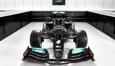 F1 2021: la nuova arma di Hamilton e Bottas si chiama W12 E Performance