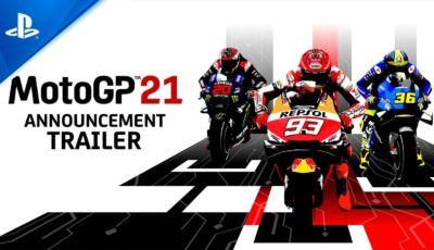 MotoGP '21: il nuovo gioco ufficiale del Motomondiale arriva il 22 aprile