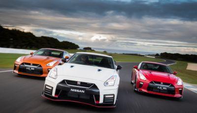 Nissan GT-R: il futuro della R35 è a tecnologia mild-hybrid?