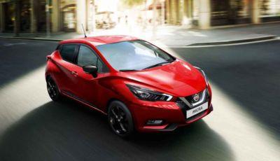 Nissan Micra 2021: in esclusiva per l'Italia la versione GPL da 11.900 Euro