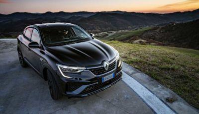 Renault Arkana 2021: mild-hybrid o full hybrid da 30.350 Euro
