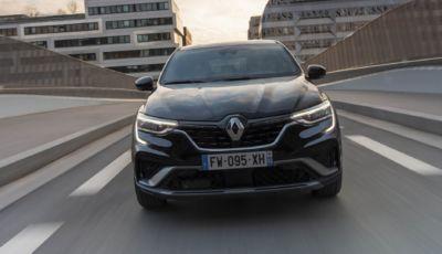 Renault Arkana: tutto pronto per il debutto in Europa e Italia