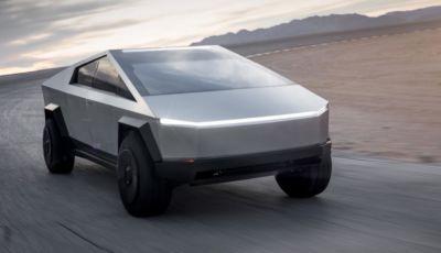 Tesla Cybertruck: la presentazione ufficiale in primavera?