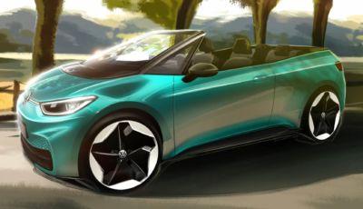 Una ID.3 Cabrio? In Volkswagen ci stanno pensando…