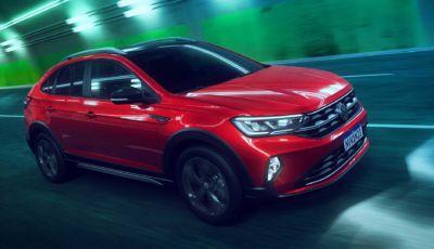 Volkswagen Nivus: il nuovo SUV Coupé in Europa a fine 2021