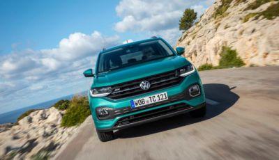 Volkswagen T-Cross 2021: la nuova versione Sport parte da 23.350 Euro