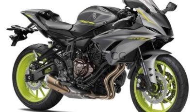 Yamaha YZF-R7, il progetto diventa realtà