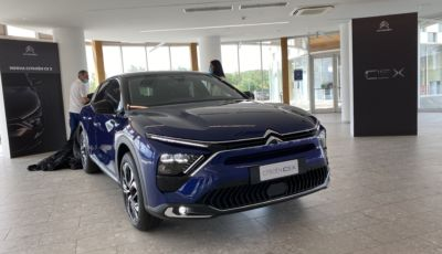 Citroën C5 X: aperti gli ordini in Italia, prezzi da 33.250 Euro