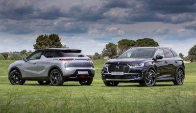 DS Automobiles partner della Federazione Italiana Golf