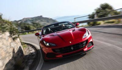 [VIDEO] Prova su strada Ferrari Portofino M, tutto il piacere di un V8 da 620 CV