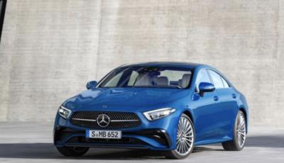 Mercedes CLS 2021: assetto AMG Line di serie e prezzi da 89.500 Euro