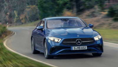 Mercedes CLS 2021: novità, motori, caratteristiche