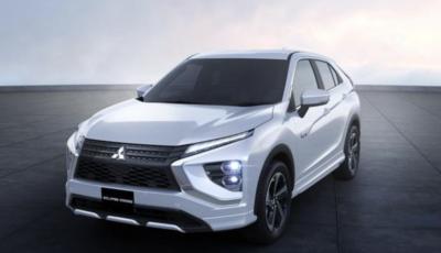 Mitsubishi: arriva in Italia la nuova Eclipse Cross PHEV