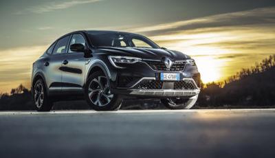Renault Arkana 2021: debutta il Full Hybrid 145 e l'ibrido leggero TCe 160