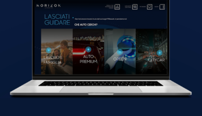 Horizon Automotive lancia la sua nuova piattaforma web a misura di  cliente