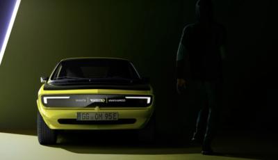 Opel Manta GSe ElektroMOD: il punto d'incontro tra tradizione e innovazione