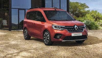 Renault Kangoo: a luglio arriva in Italia la versione 2021