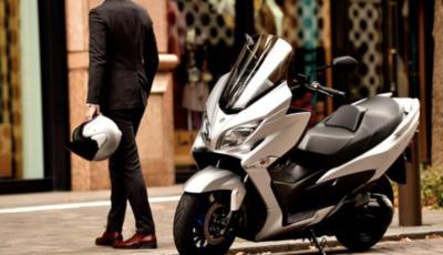Suzuki: la presentazione del nuovo Burgman 400 diventa un roadshow