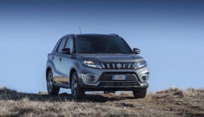 Suzuki, arriva il cambio automatico su tutta la gamma: la nostra prova di nuova Vitara con 6AT