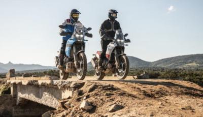 Yamaha trasforma l'isola di Culuccia in un paradiso dei motori