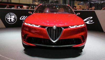 Alfa Romeo Tonale, debutto rinviato al 2022