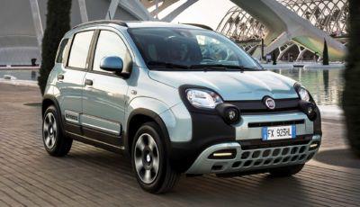 Le auto più vendute in Italia nel 1° trimestre 2021: vola la Panda