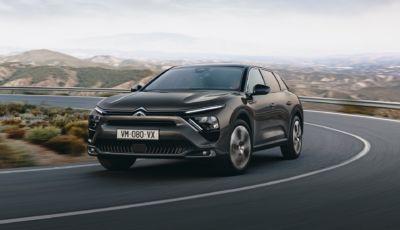 Citroën C5 X: la nuova berlina francese è anche crossover e station-wagon