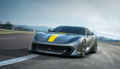 Ferrari 812 Superfast: in arrivo la Versione Speciale da 830 CV