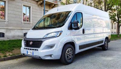 Fiat E-Ducato 2021: il furgone della divisione Professional ora va a batterie
