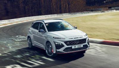 Hyundai Kona N 2021: il SUV coreano diventa sportivo con 280 CV