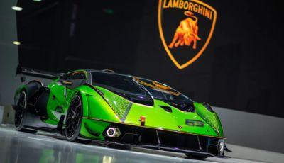 Lamborghini Essenza SCV12, la nuova hypercar da 830 cavalli
