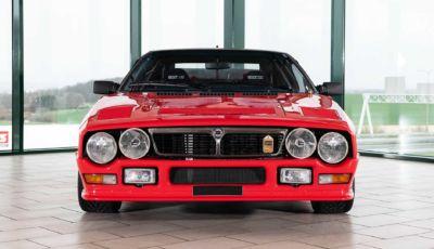 All'asta il prototipo della Lancia 037 Rally: costerà almeno 700.000 Euro!