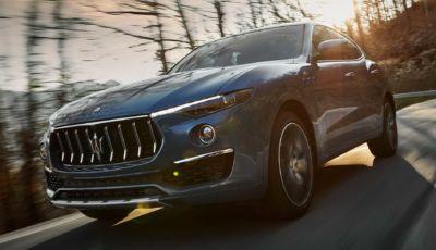 Maserati Levante Hybrid 2021: il SUV del Tridente sposa l'elettrificazione a 48V
