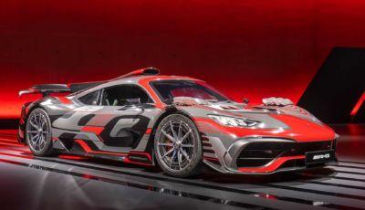 Mercedes AMG: le vetture E Performance avranno oltre 800 CV