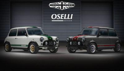 Mini Remastered Oselli Edition: la restomod di David Brown costa più di 110.000 Euro