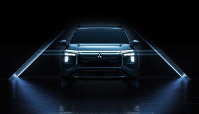 Mitsubishi Airtrek: il SUV elettrico è pronto al debutto