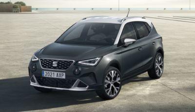 Seat Arona 2021: il SUV cambia volto e diventa più moderno