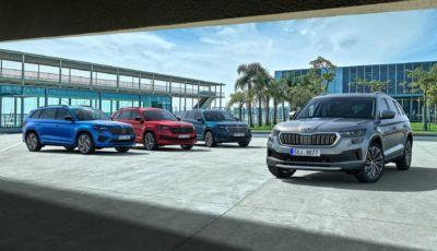 Skoda Kodiaq 2021: il nuovo SUV a sette posti con prezzi da 29.450 Euro