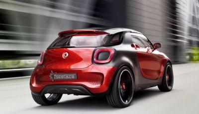 Smart: ora è ufficiale, il SUV a batterie arriva nel 2022