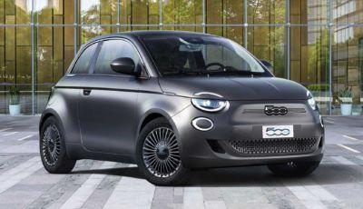 Le auto elettriche più vendute nel 1° trimestre 2021: Fiat 500 al top
