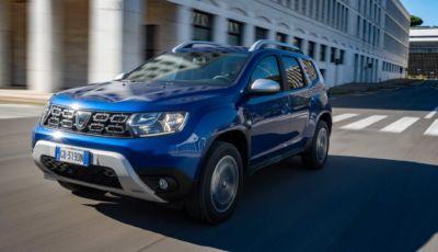 Le auto a GPL più vendute nel 1° trimestre 2021: in testa c'è la Duster