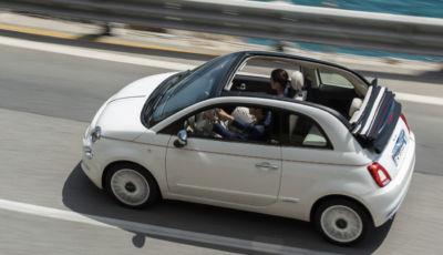 Le Cabrio e Spider più vendute nel 1° trimestre 2021: la 500 suona la carica