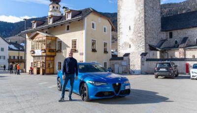 Alfa Romeo Giulia: prova su strada del nuovo MY2020