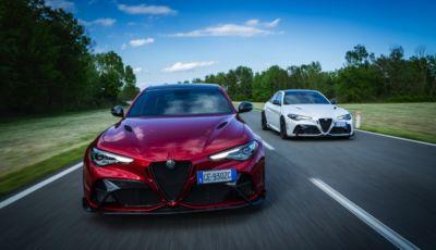 [VIDEO] Prova in pista: Alfa Romeo Giulia GTA e GTAm, la berlina del Biscione oltre ogni limite