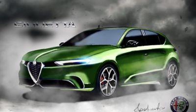 Alfa Romeo: nuove conferme sul ritorno della Giulietta nel 2022