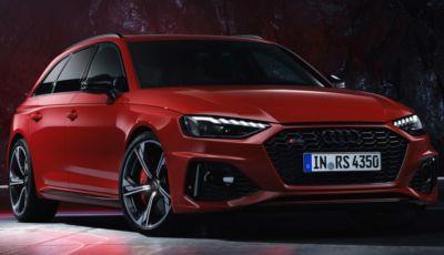 Audi A4: nel 2023 potrebbe arrivare la versione elettrica