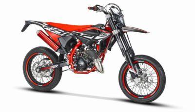 Beta: la RR 50 2021 si fa in due, enduro e motard