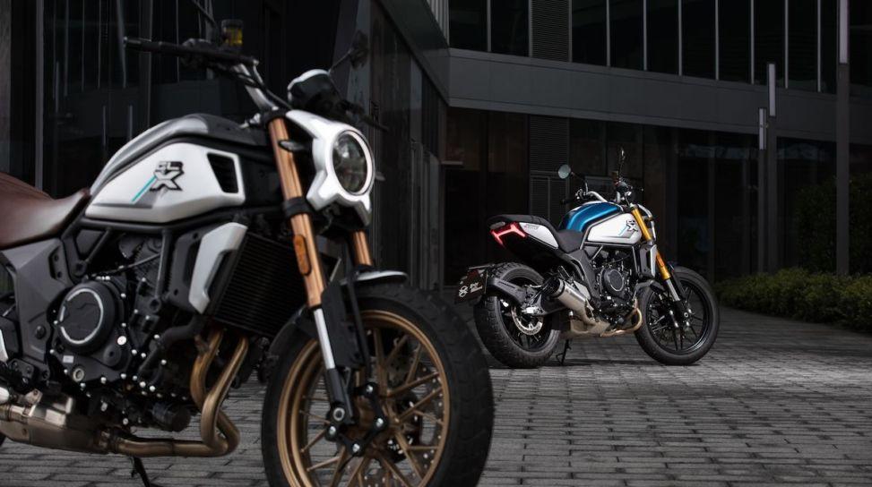 CF Moto fa il suo debutto sul mercato italiano