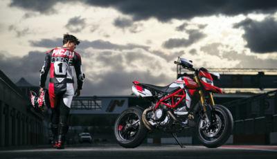 Ducati Hypermotard 950 SP: nuova livrea e motore Euro 5